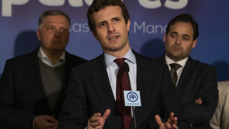 Pablo Casado. EFE