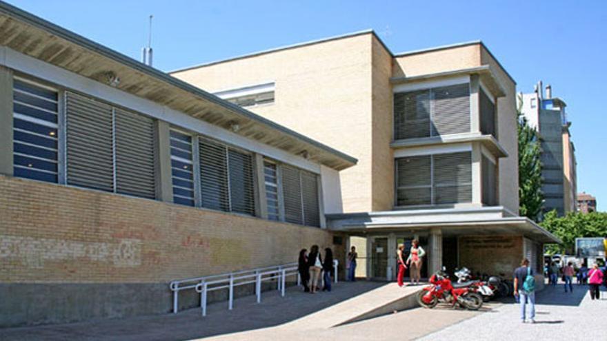 Facultad de Ciencias de la Salud de la Universidad de Zaragoza