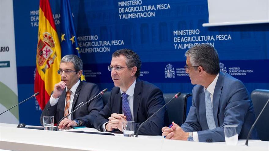 España, cuarta economía de UE que mas aporta al sector agroalimentario europeo, según informe