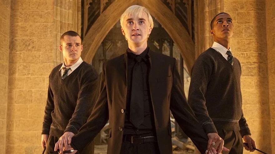 Harry Potter y Draco Malfoy, ¿una historia de amor gay frustrada?