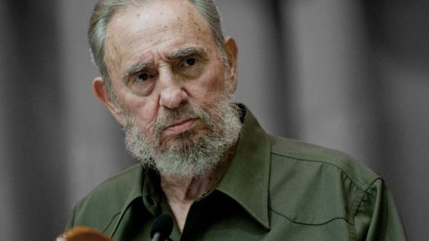 Fidel Castro, histórico líder cubano. (EFE).