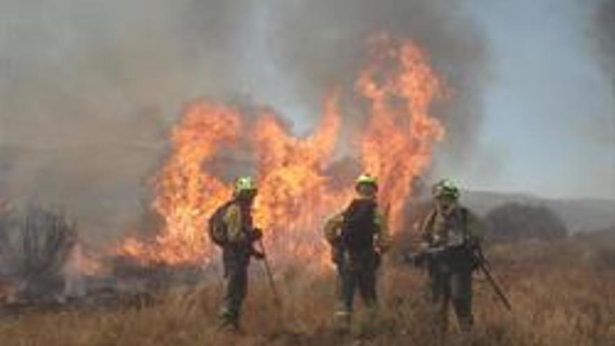 Euskalmet incorpora su página web un nuevo espacio informativo para la prevención de incendios forestales