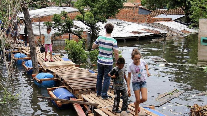 Panamá ofrece su apoyo a Paraguay por los efectos de las inundaciones