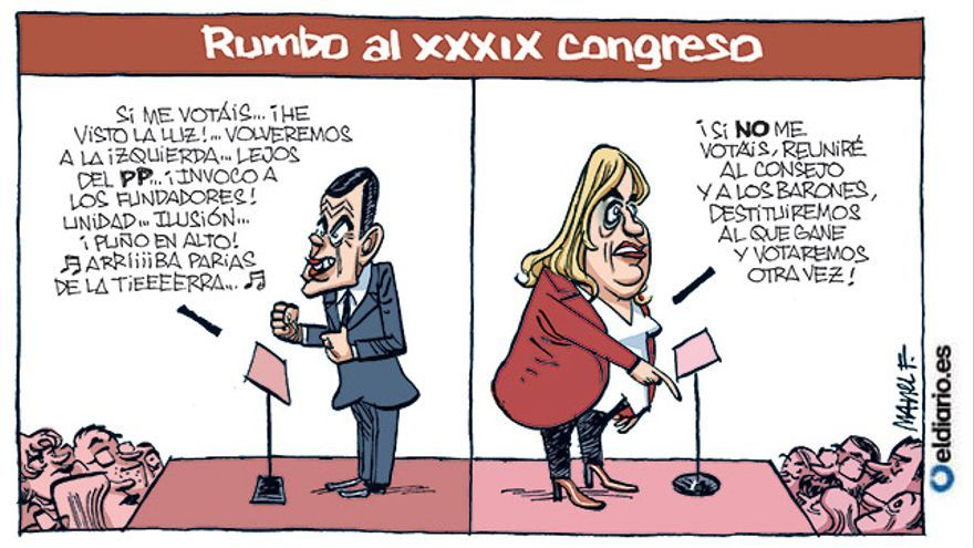 Rumbo al Congreso