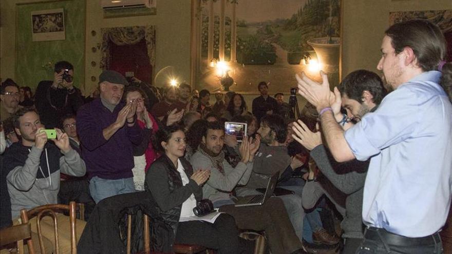 Iglesias refuerza en Nueva York sus críticas a las políticas de austeridad