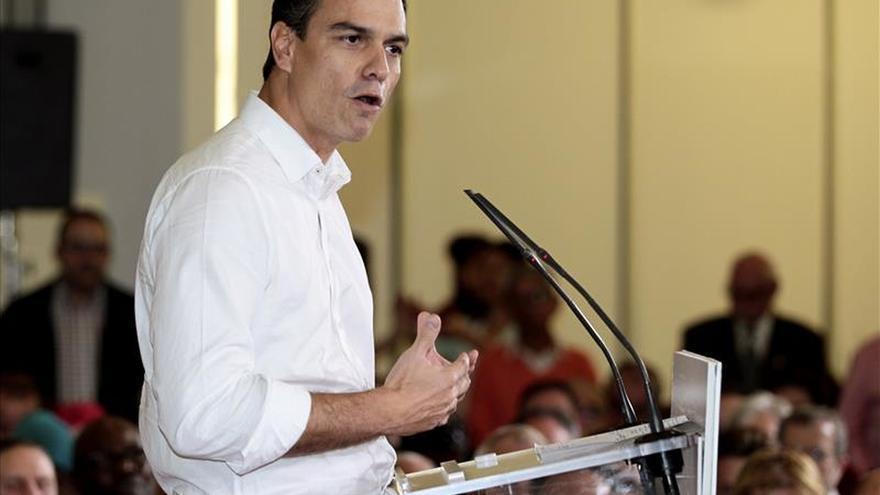 El PSOE abrirá el debate de la Constitución en cuanto arranque la legislatura