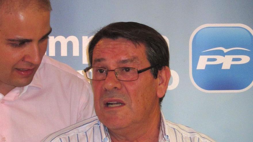 El PP aplicará sus estatutos al alcalde de Torrevieja por supuestos delitos de prevaricación y falsedad documental