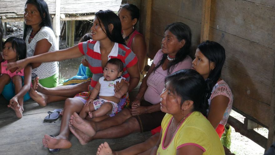 Comunidades de afrodescendientes afectadas por el conflicto en Colombia