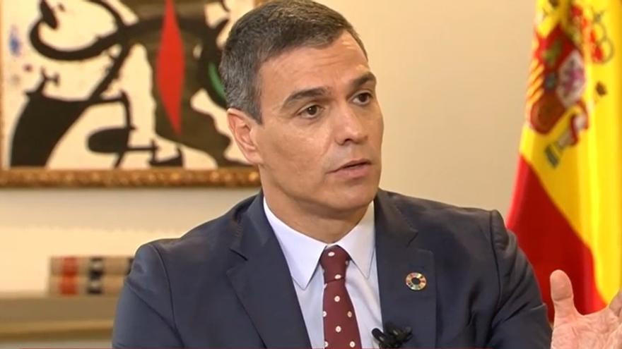 Sánchez elogia la inteligencia de Cs por ocupar el centro e invita a ERC a negociar los Presupuestos