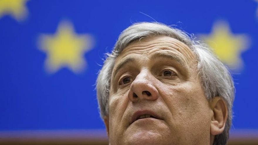 Tajani: Ningún país europeo pretende reconocer la independencia de Cataluña