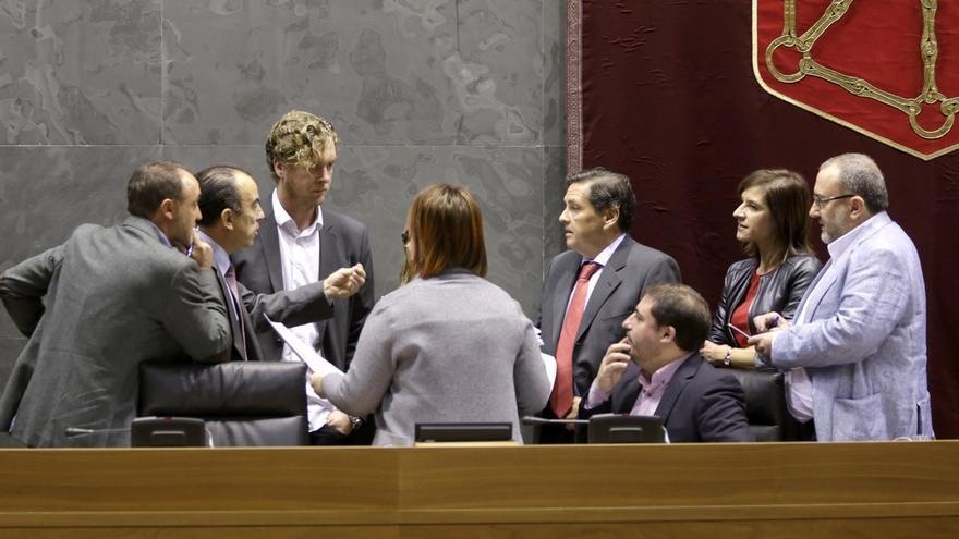 """El Parlamento de Navarra, en """"desacuerdo"""" con que se califiquen de terrorismo los hechos de Alsasua"""