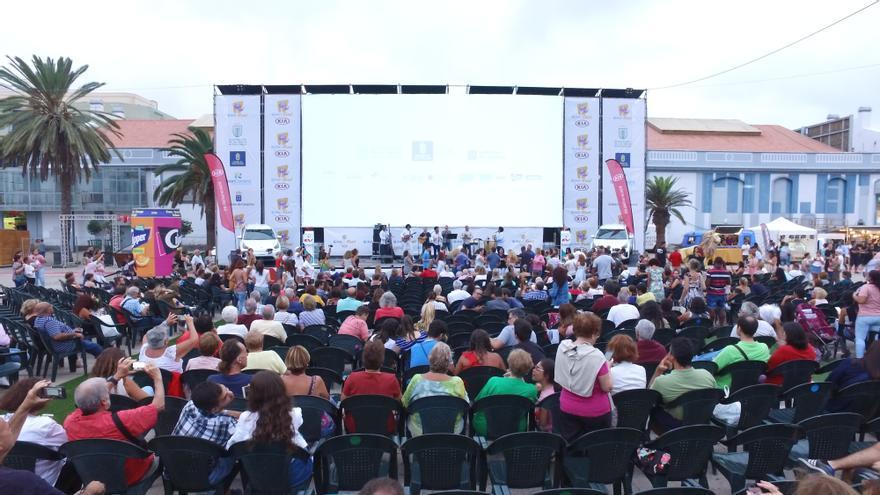 Cine + Food vuelve a la capital grancanaria en septiembre con 40 películas y comida internacional