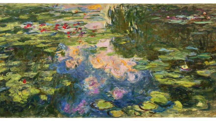 Un cuadro de Monet supera los 70 millones de dólares en una subasta en Nueva York