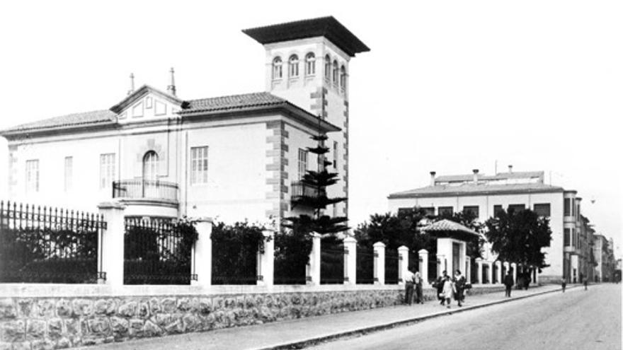 Cedida por el Ayuntamiento de Villajoyosa