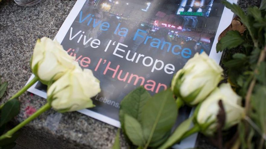 El Estado Islámico reivindica los ataques terroristas de París