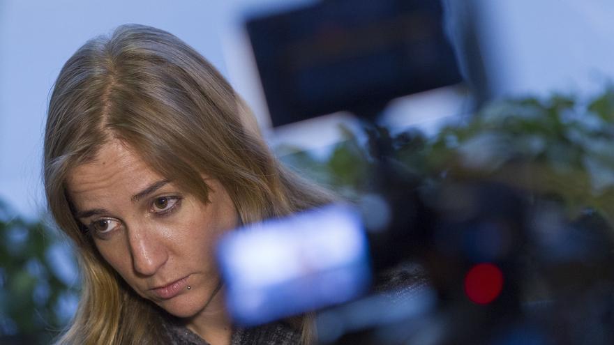 """Tania Sánchez: """"Si quisiese ser de Podemos me habría ido ya y habría sufrido menos"""""""