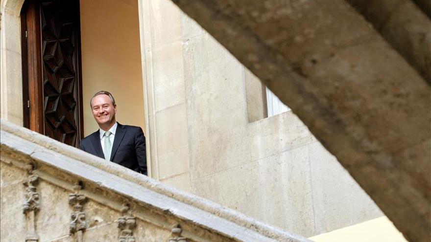 Fabra dice que el afán de expansionismo de Cataluña tiene una barrera en la Comunitat