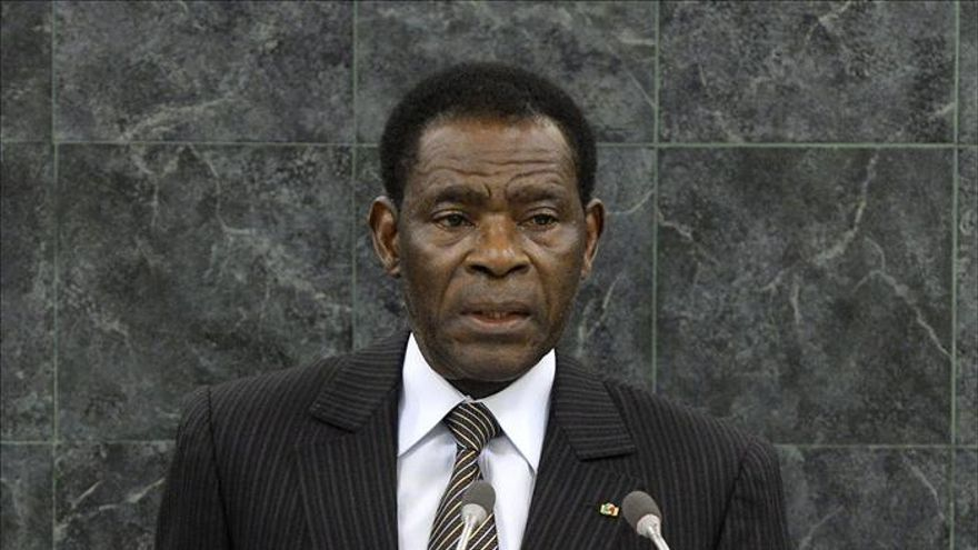 Obiang dice que el reto de su país es consolidar el estado de derecho