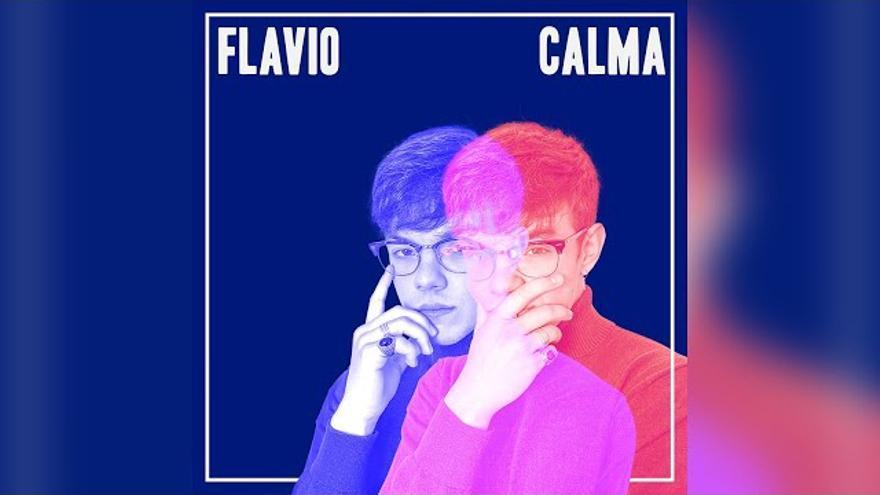 Calma', el primer single de Flavio tras OT 2020