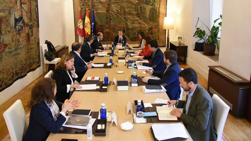 Consejo de Gobierno FOTO: JCCM