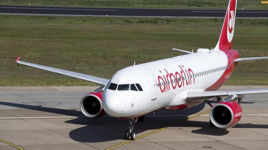 Zeitfracht muestra su interés por adquirir la totalidad de Air Berlin