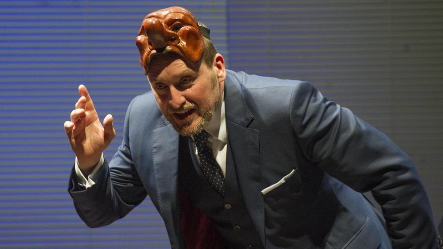Fernando Cayo, Alfonso Lara y Santiago Ramos protagonizan 'Páncreas' en el Teatro Arriaga de Bilbao