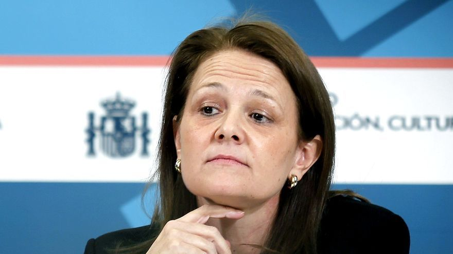 La secretaria de Estado de Educación, Montserrat Gomendio. \ Efe