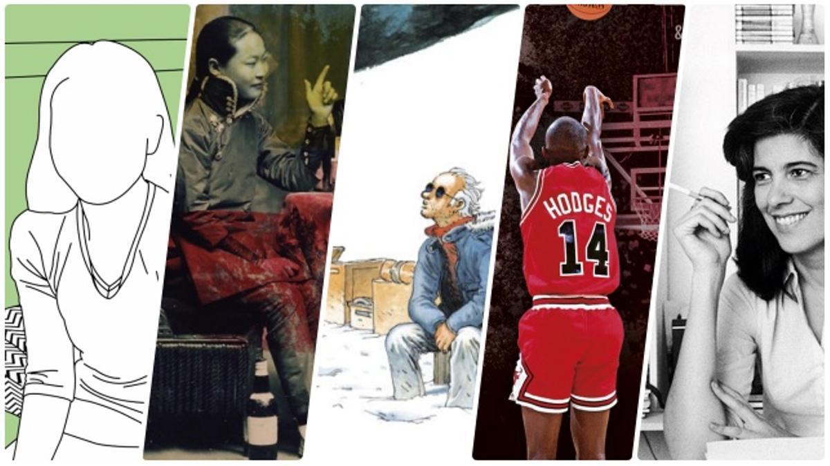 Collage portadas rentrée