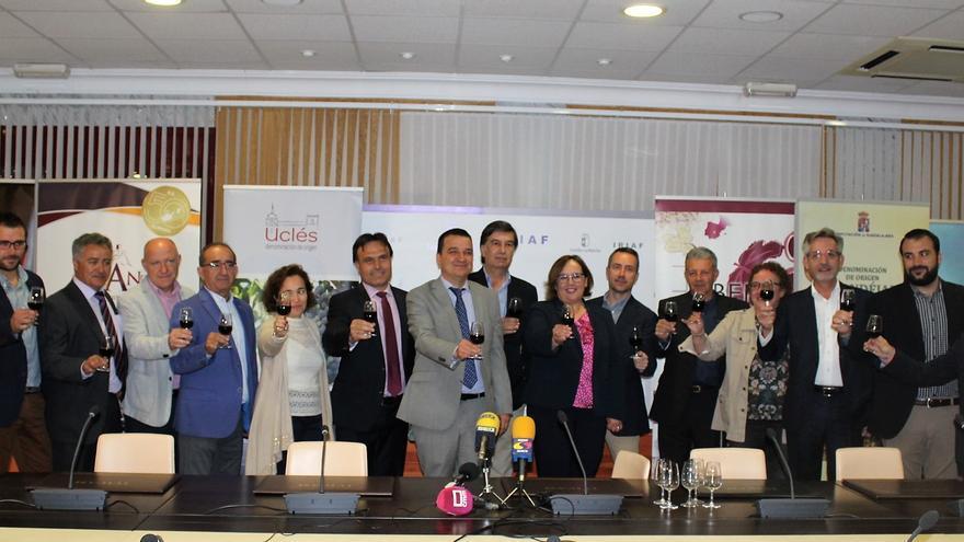 Nace la Asociación de Denominaciones de Origen Vinícolas de Castilla-La Mancha
