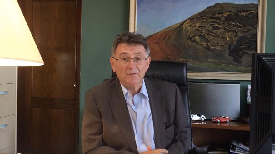 El economista Rafael Molina Petit.