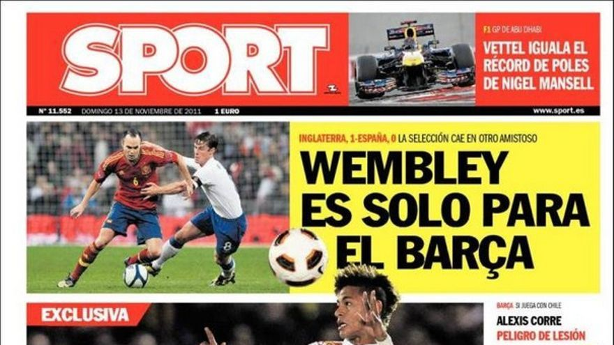 De las portadas del día (13/11/2011) #16