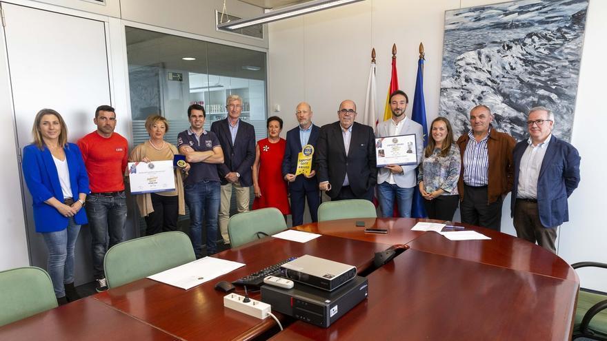 Siete empresas cántabras premiadas por el Instituto Internacional de Sabor y Calidad de Bruselas