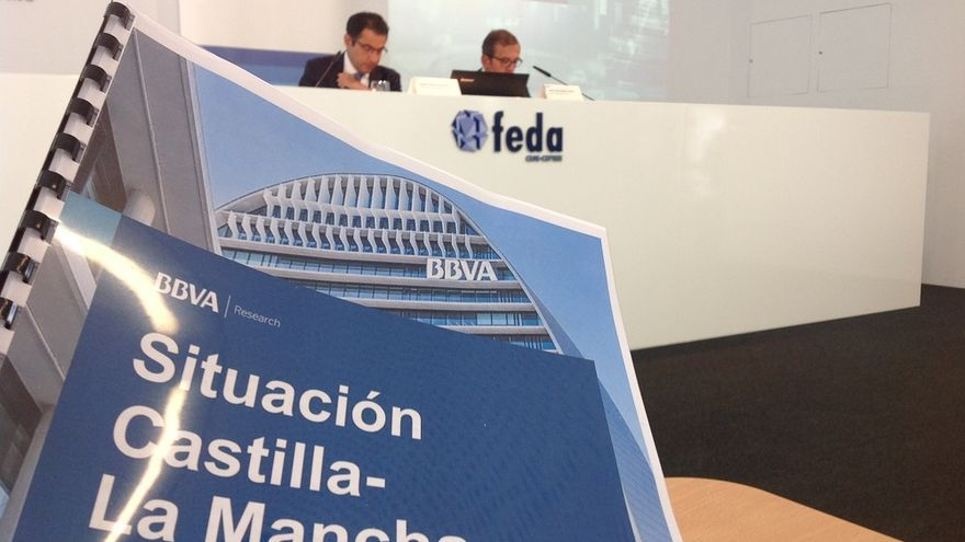 Presentación del informe, este lunes en Albacete.