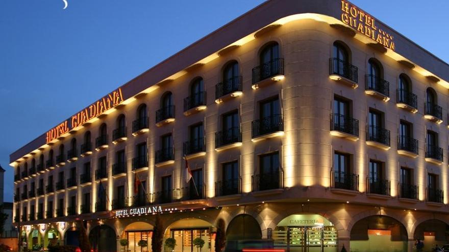 Hotel Guadiana, Ciudad Real