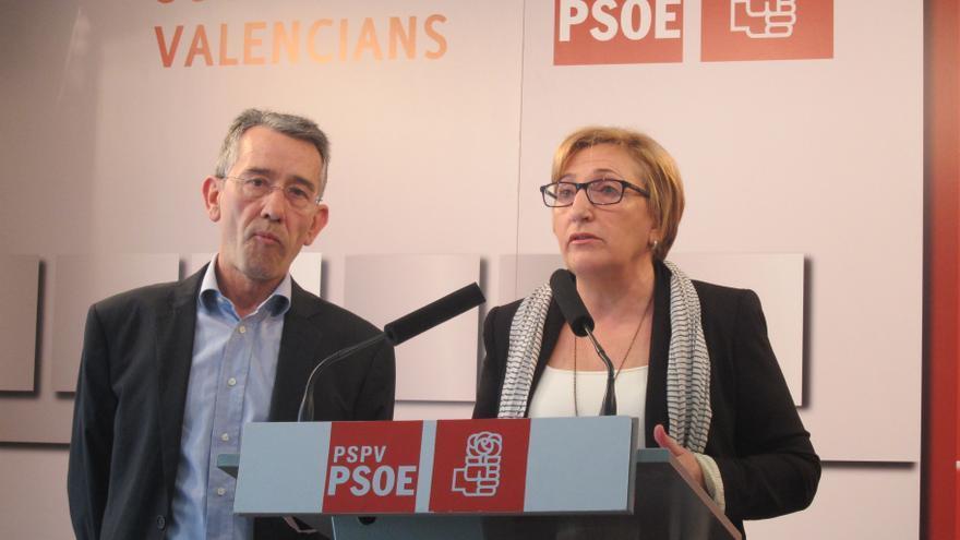 PSPV pregunta a Alberto Fabra si autorizará la recogida de firmas para indultar al exdirigente del PP