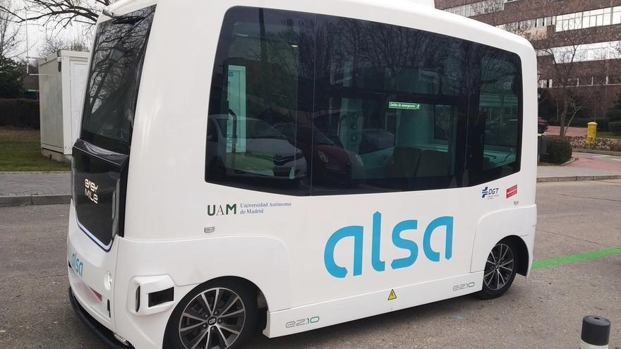 Z10, el primer autobús sin conductor y 100% eléctrico en circular por tráfico abierto en España  Z10-circulara-Universidad-Autonoma-Madrid_EDIIMA20200131_0212_20