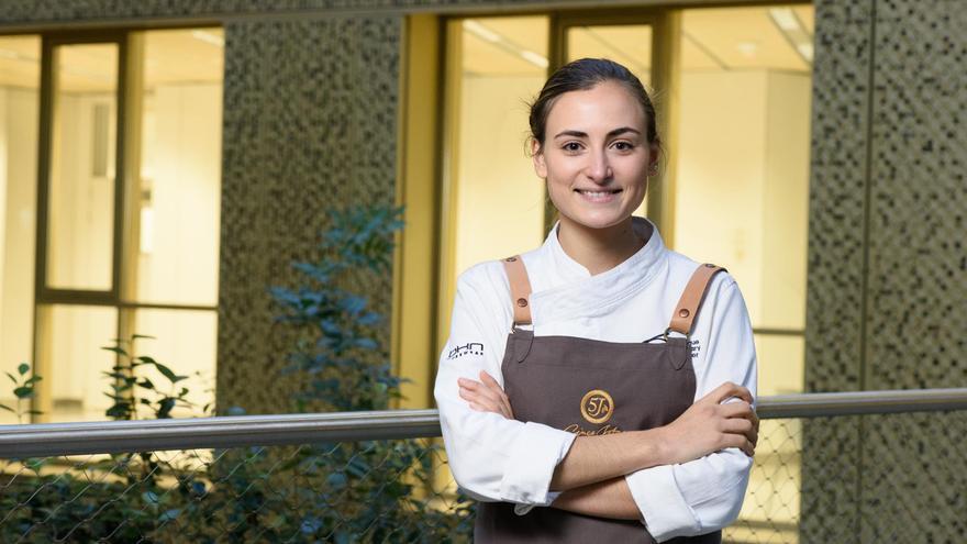 Claudia García Ascacibar se proclama ganadora de la tercera edición del Cinco Jotas Cooking Challenge