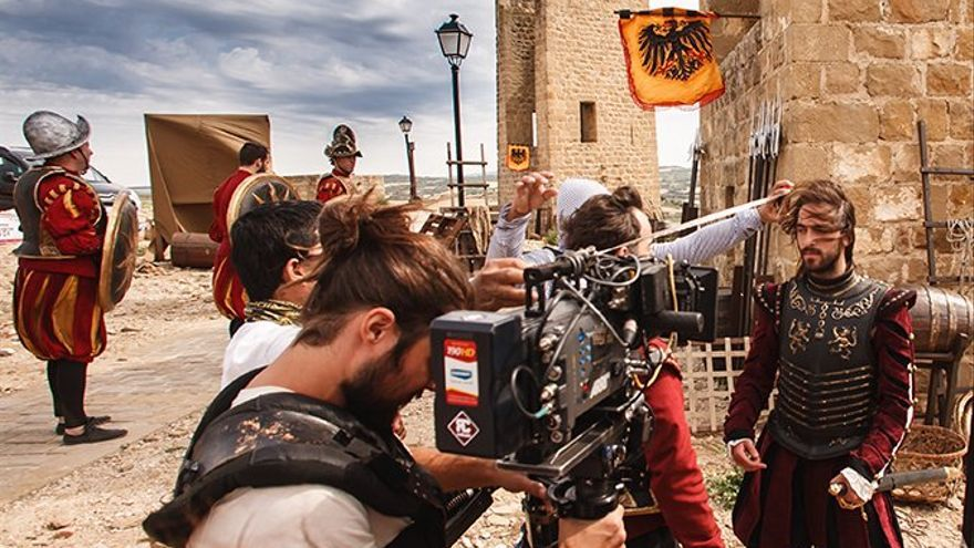 El boom de rodajes en nuestro país deja beneficios en los escenarios donde se graban