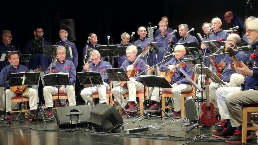 El VI Festival Santander de Boleros llega al Palacio con los murcianos Parrandboleros como invitados