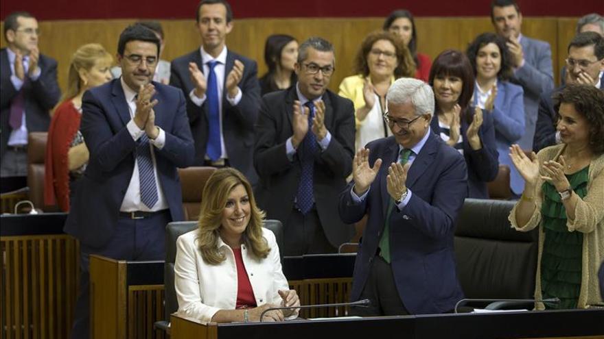 Floriano defiende que el PP va a ser coherente en la sesión de investidura de Díaz