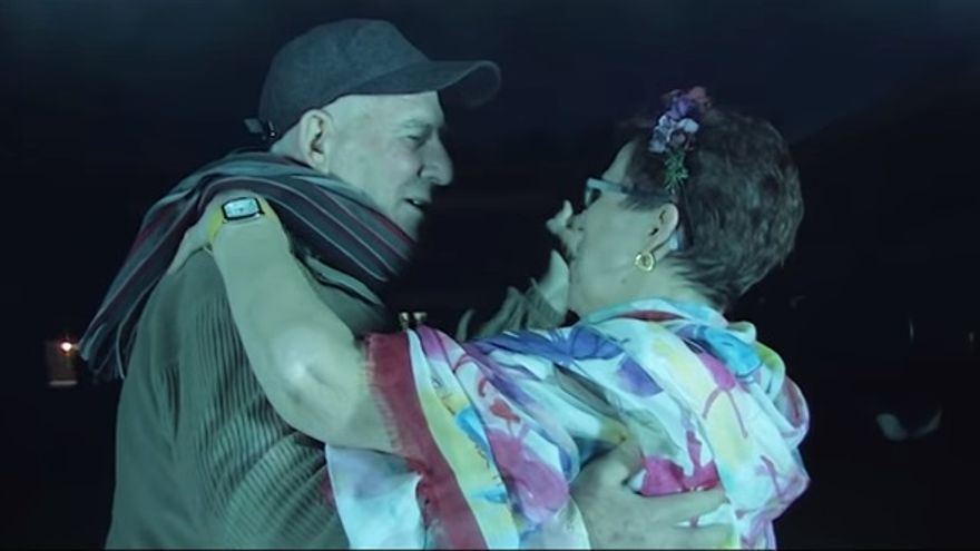 Pantallazo del vídeo creado por la Fundación Elder