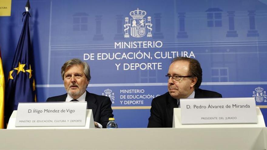Méndez de Vigo celebra que las Fallas sean Patrimonio de la Humanidad