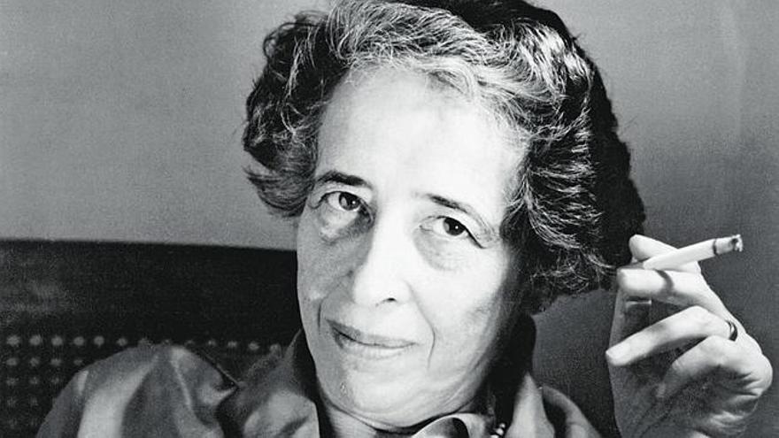 Imagen de archivo de Hannah Arendt.