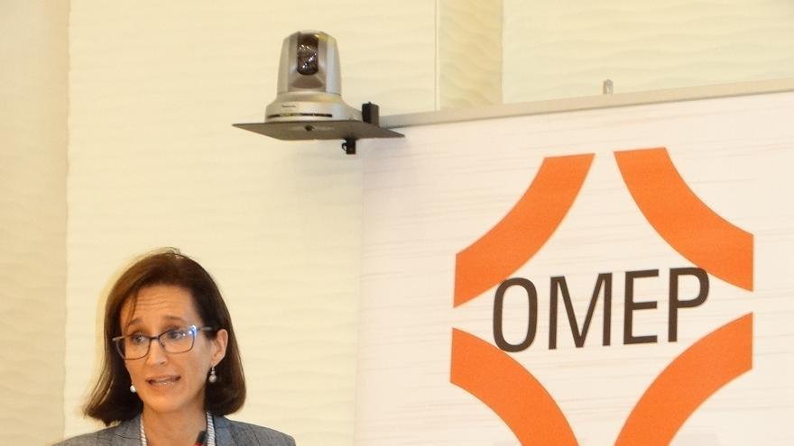 La Directora General de Hidrogea habla de 'Mujer y Poder' en la OMEP