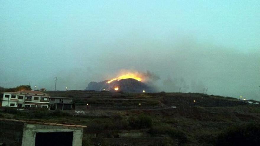 Del incendio en La Gomera #4
