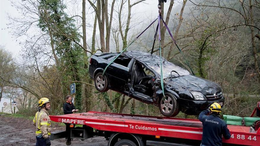 2016 acaba con 1.160 muertos en las carreteras, un 2,6 por ciento más que 2015