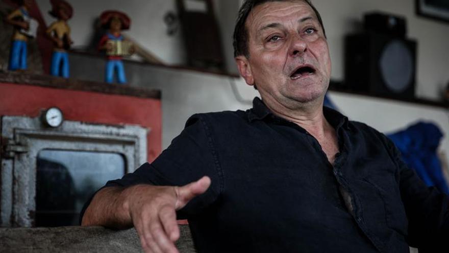 """Justicia brasileña archiva acción contra Battisti por """"falsedad ideológica"""""""