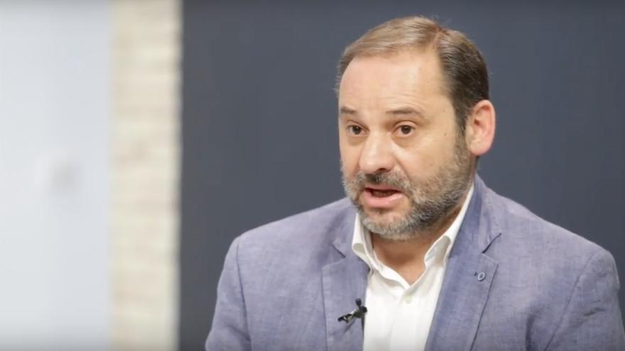 José Luis Ábalos, entrevistado por eldiario.es