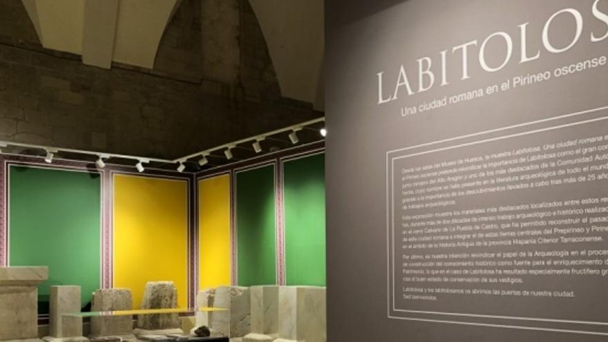 La exposición de Labitolosa permanecerá abierta hasta el 5 de enero.
