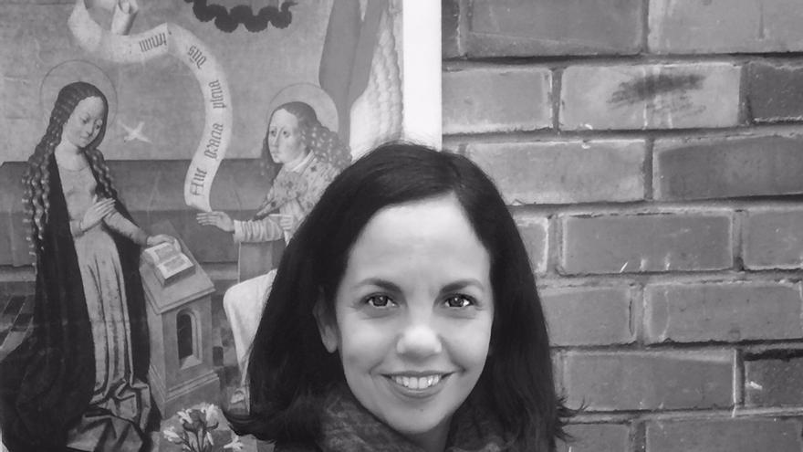 Rocío Figueroa, exconsagrada y activista por la igualdad en la Iglesia católica